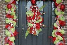 CHRISTIMAS DECORATING / by Sue Mcpherson