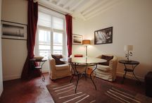 Vacation Rentals in the Heart of St Germain / The heart of St Germain, steps from Rue Buci, the pedestrian only street known for its shops and cafes and Rue De Seine, full of boutiques and galleries.