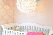 P jak Pokój dla niemowlaka / piękne pokoje dla niemowląt, inspiracje