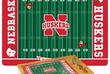 Nebraska Huskers Stuff / Go Big Red!  Unique, high quality Nebraska logo items for the fanatical Huskers fan!  Perfect for your dorm room, office, den, game room, or tailgate party.  Visit www.collegelogostuff.com.