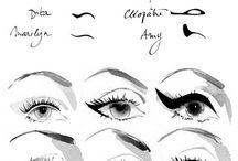 Makeup / by Ashley Harrison