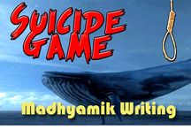 Letter Writing On Blue Whale Game | Madhyamik 2018