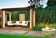 Interior Design Outdoor rooms