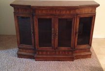 Mid Century Vintage Furniture / Mostly from the 1960's & 70's