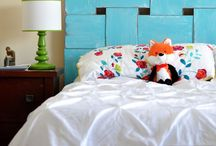 Chambre / Tête de lit