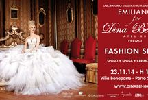 SAVE THE DATE FASHION SHOW 2015 COLLECTION / 23 NOVEMBRE 2014 - VILLA BONAPARTE - PORTO SAN GIORGIO