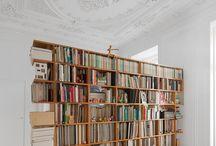 Book cases/shelves