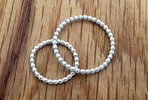 Mothers Day Jewellery gift ideas / Handmade silver jewellery gift ideas - perfect for Mothers day.