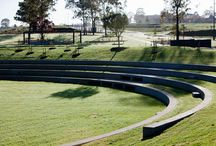 amphitheater & levees
