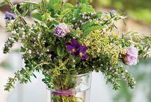 Fresh Herb Bouquets