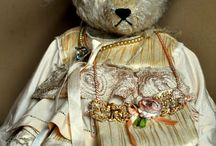 oude teddy beren