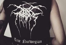 Darkthrone / Black Metal in Darkthrone merch