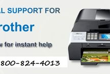 Brother Printer Customer Tech Support / Get 24/7 Technical Support service to Troubleshooting All the Brother Printer issues through toll free helpline number.