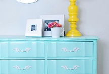 Painting furniture / by Myrna Martinez Weller