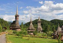 Algunos Monasterios para visitar en Rumania / Aquí les dejo información sobre los Monasterios de Rumania