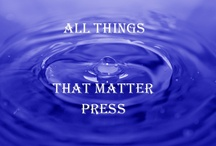 Book Marketing / by All Things That Matter Press