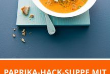 Montag: Suppen/Eintopf