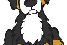 Bernese Mountain Dog / Berner Sennen / Most wonderfull dogs!