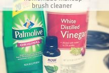 HOMEMADE CLEANERS ETC. / by Donna Garris Anderson Kelsoe