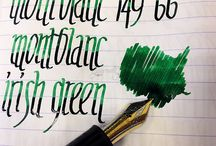 Matchy Matchy Pens & Inks