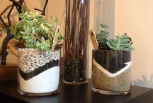 vázy dekorace