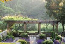 gardens to admire