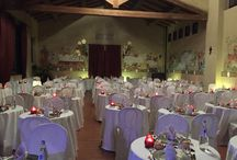 The Valentine's Day / the celebration of Valentine's Day with a gala dinner at the Castle, and music and dance