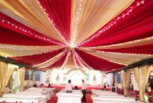 Drapes Decorations In Bangalore / Wedding Drapes, Drapes Decoration, Drapes With Flowers, Flower Decoration, Wedding Decorations, Wedding Stage, Theme Wedding, Outdoor Wedding, Garden Weddings, Event Decoration, Naming Ceremony