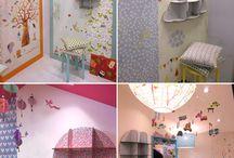 Schönes für's Kinderzimmer / Bei der Einrichtung des Kinderzimmers ist große Kreativität gefragt. Einrichtungs- und Gestaltungsideen sowie verschiedene Lieblingsstücke aus dem Netz und unserem eigenen Shop findet ihr auf dieser Pinnwand