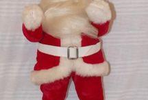 Vintage Santa Claus / Follow me on eBay! FOLLOW HERE --> http://www.ebay.com/usr/sammydavisvintage  Collection created by sammydavisvintage @eBay #followitfindit #spon