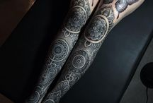 tatoo mandala