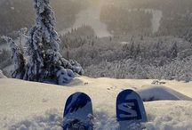 down hill skiing pics