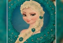 Our frozen cake