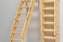 階段 梯子