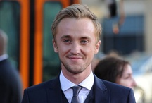 Tom Felton Pt 1 / Tom Felton board 1. / by _ LCube