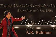 Happy_Birthday to #Ocsar Winner A.R. #Rahman!
