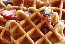Brunch Ideas / Kill Two Birds with one stone- eat Brunch! The warm delight of breakfast waffles and English muffins combined with the slightly-naughty lunchtime luxuries of wine and mimosas. Try one of our Harry and David Brunch Gift Baskets!  / by Harry & David