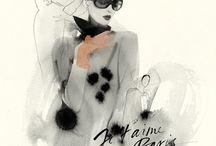 fashion illustration - Cecilia Carlstedt