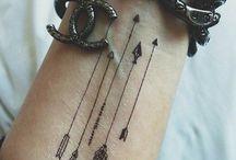 Tetování, tattoo