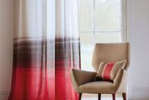 Light, airy, minimalist voiles / Using voiles at your window to give a light, airy and minimalist look to your room.