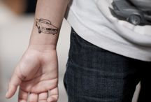 Mustang tattoo