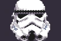 <<<Starwars>>> PixelArt