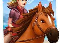 horse adventue tale of etria