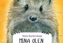 Lasteraamatud loomadest