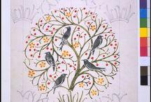 strom malovaný