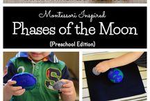 MONTESSORI: ASTRONOMY