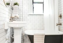 Subway Tile Bathrooms