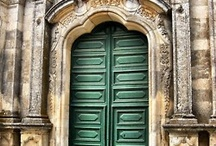 doors / by Brooke Ossenkop