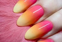 NAIL ombre