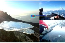 Embun Membeku Gunung Kinabalu